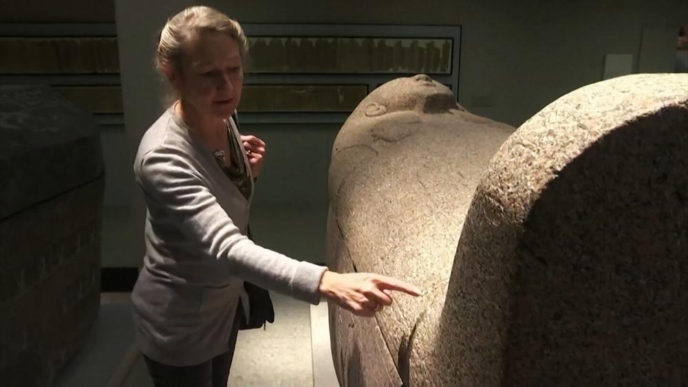 Вандализм в музеях Берлина
