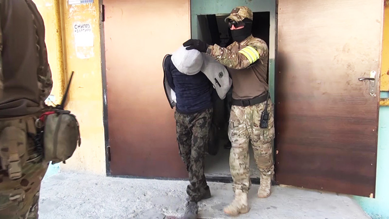 ФСБ России пресекла деятельность террористической организации