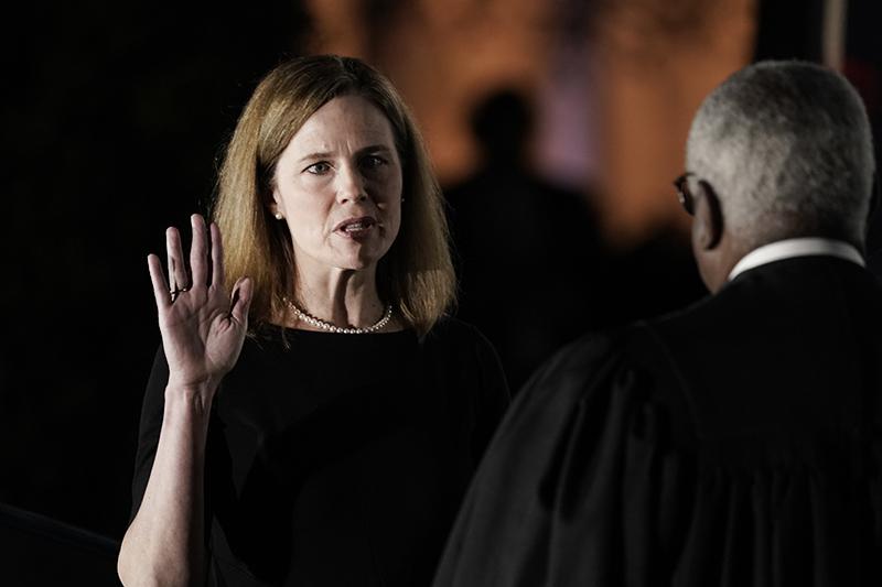 Верховного суда США Эми Кони Баррет