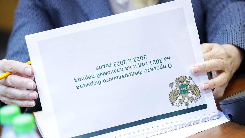 Проект федерального бюджета на период 2022 и 2023 года