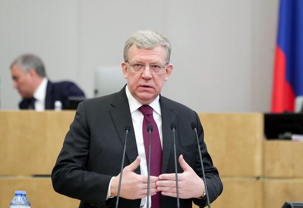 Алексей Кудрин в Госдуме