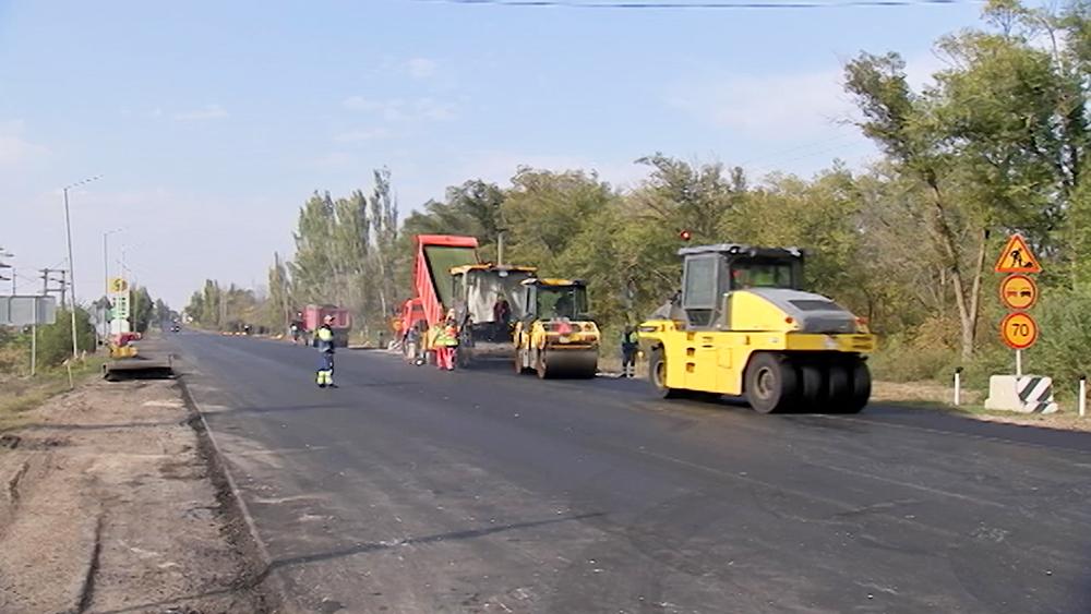 Трасса Джанкой-Феодосия