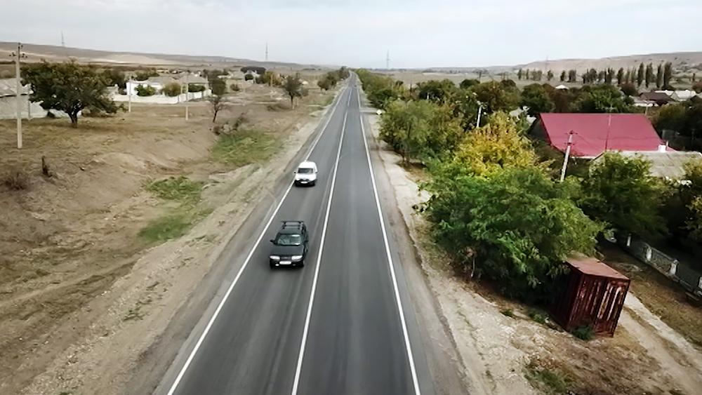 Автомобильное движение в Крыму