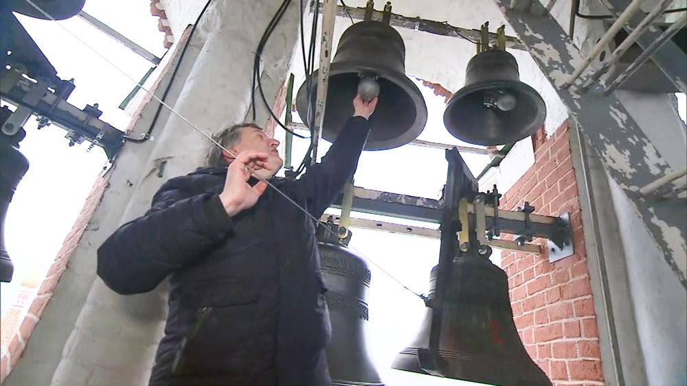Кремлевская звонница