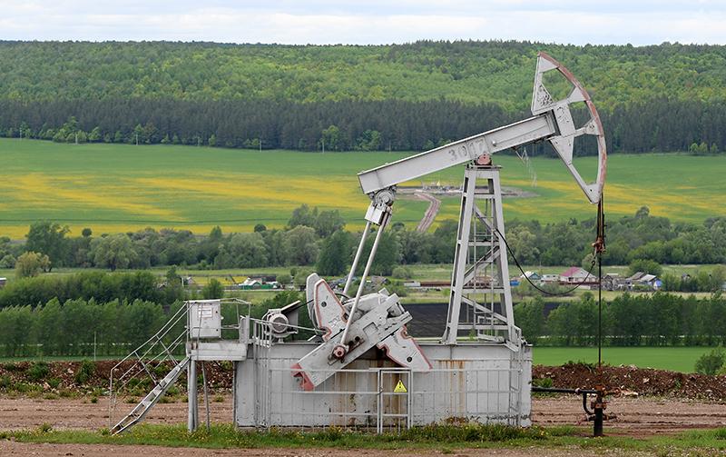 Нефтяные качалки