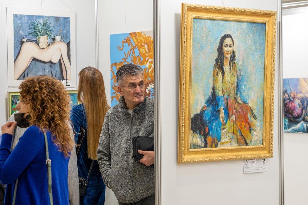Выставка-конкурс современного искусства