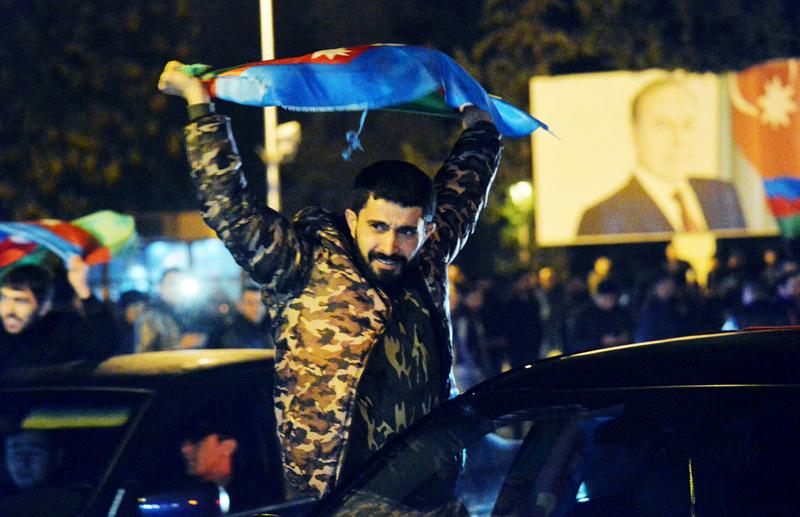 Ситуация в Азербайджане