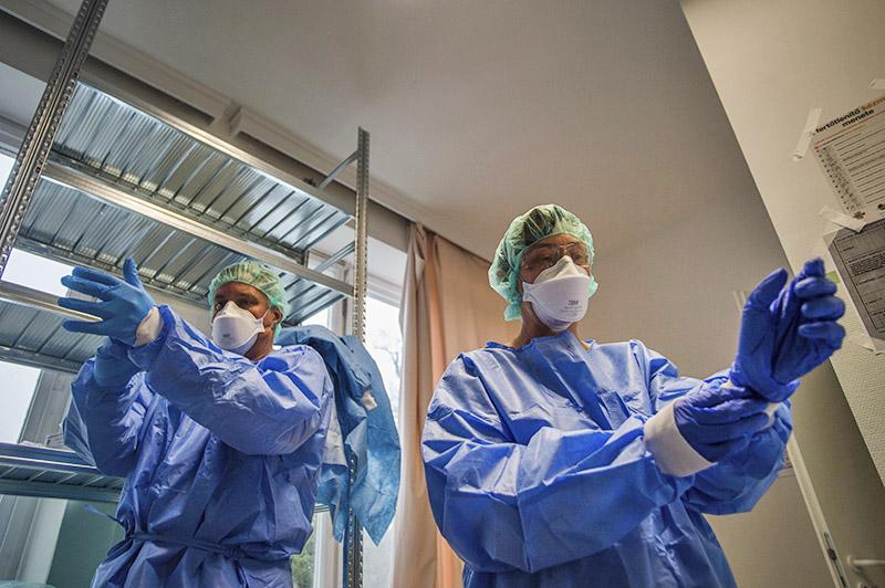 Ситуация с коронавирусом в Венгрии