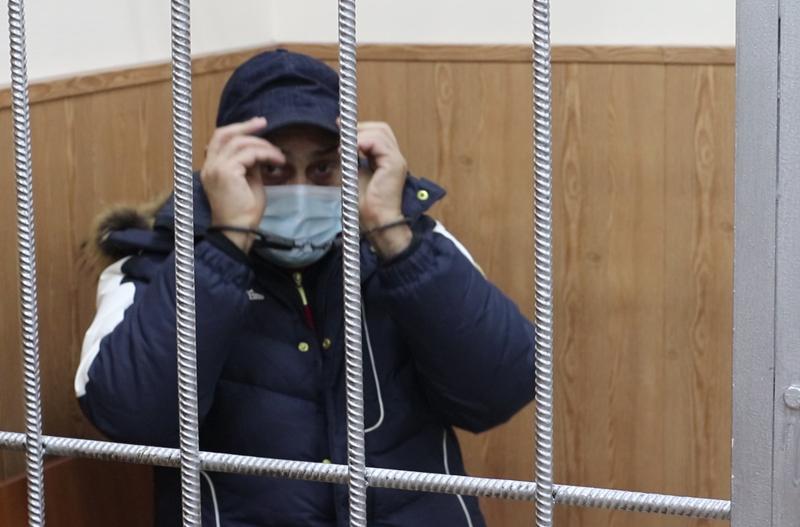 Начальник отдела МВД России по Кизлярскому району Республики Дагестан полковник полиции Гази Исаев в Басманном суде