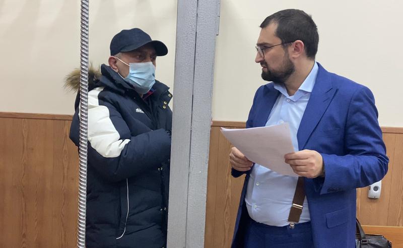 Начальник отдела МВД России по Кизлярскому району Республики Дагестан полковник полиции Гази Исаев