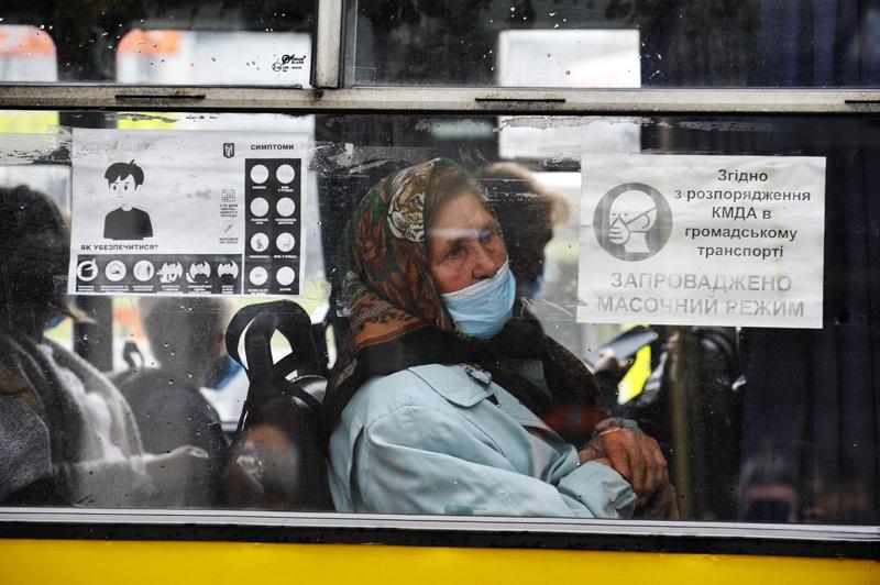 Карантин на Украине