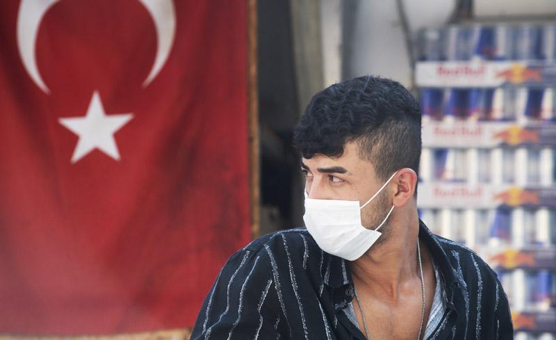 Эпидемия CoVID-19 в Турции