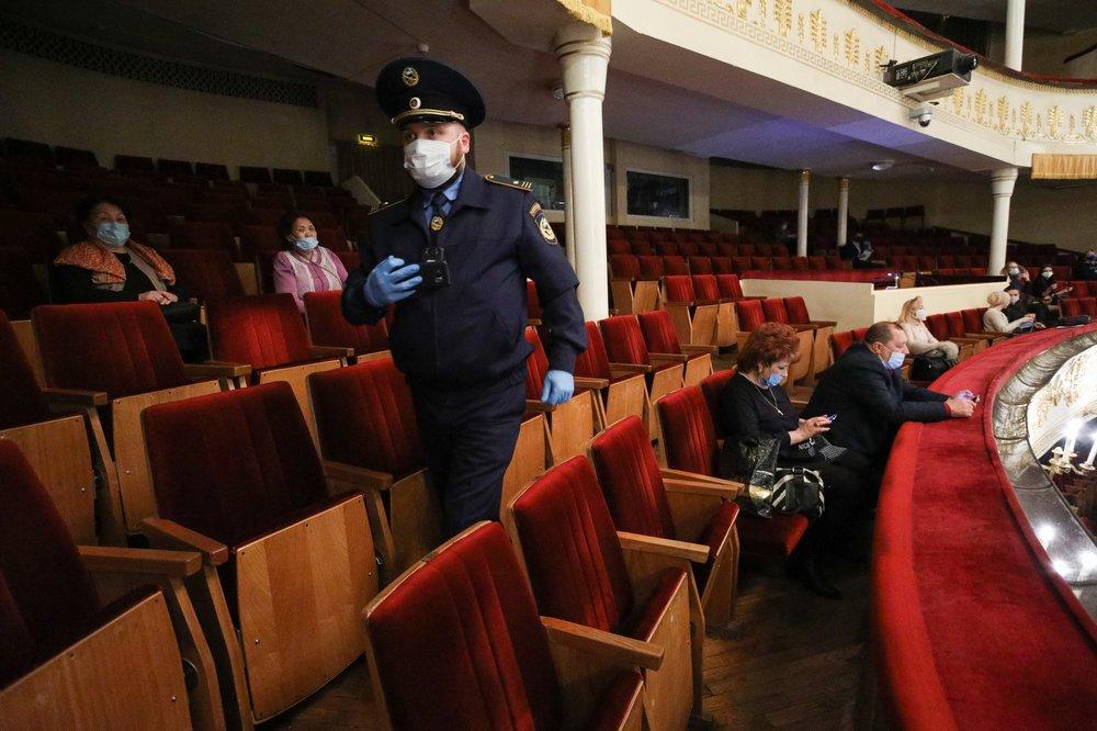 Рейд в театре