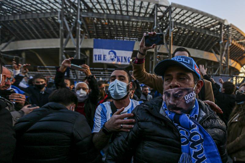 Беспорядки в Аргентине