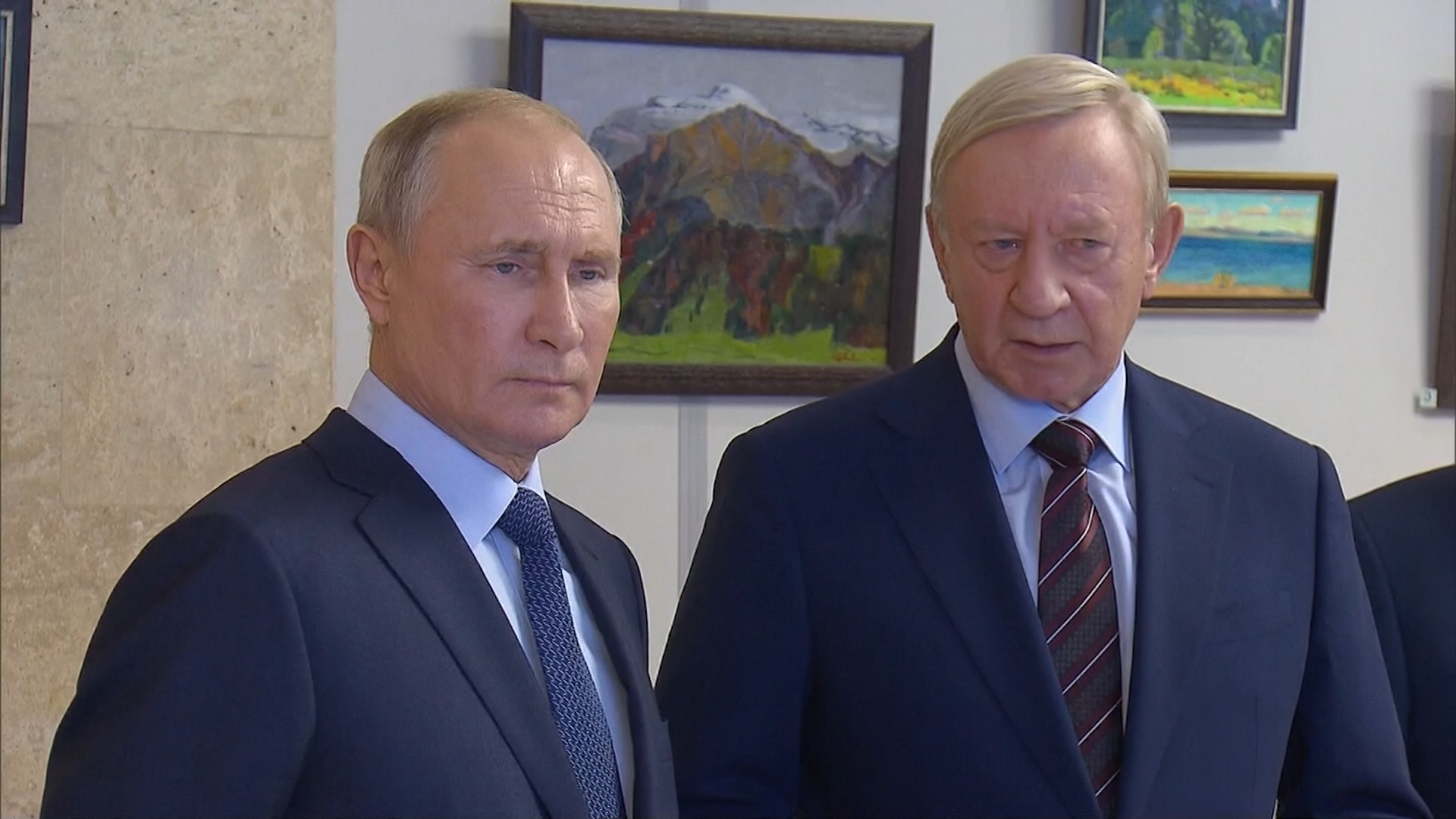 Рабочая поездка Владимира Путина в Нижегородскую область