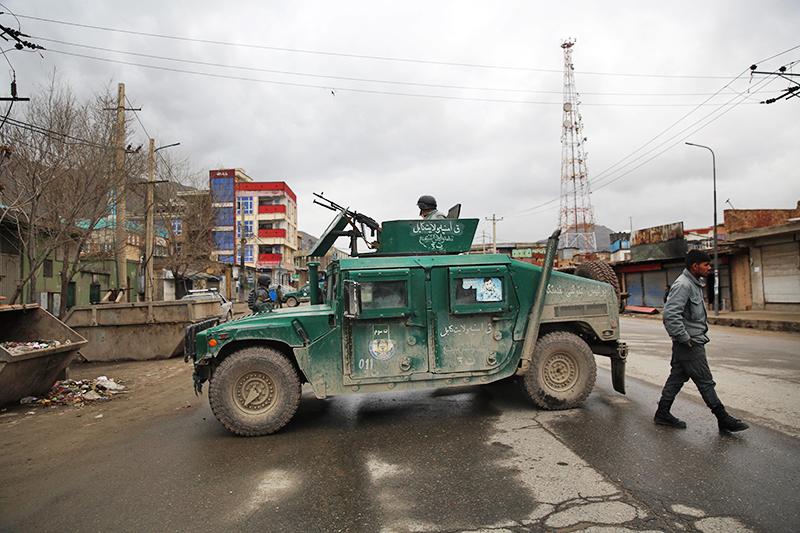 Военная полиция Афганистана