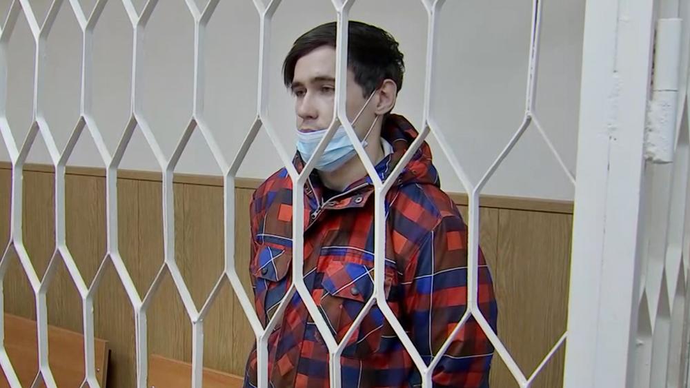 Блогер Reeflay в суде