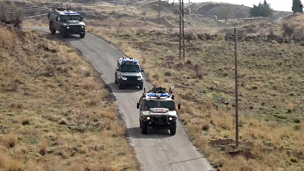 Военная полиция (MP) в Сирии