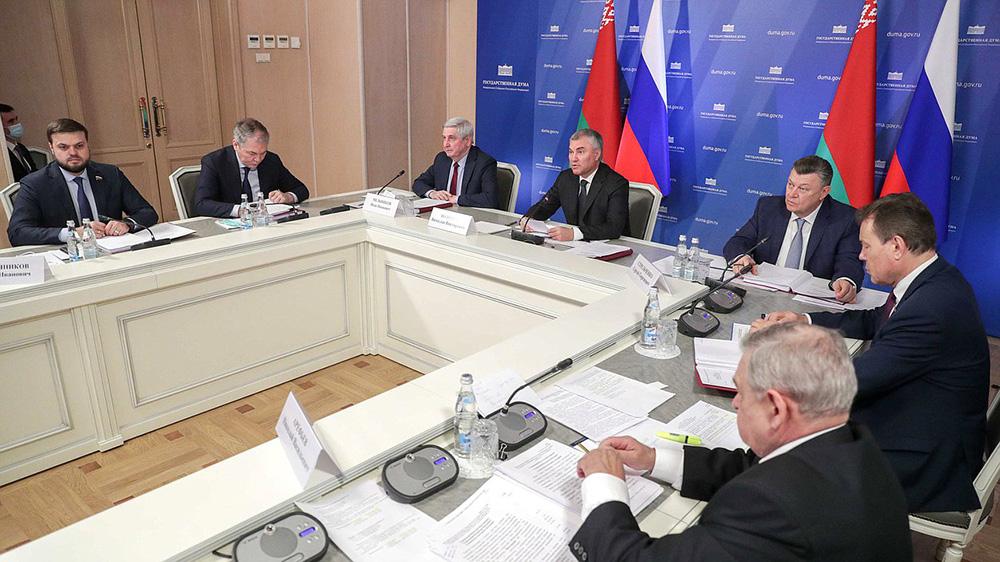 Парламентское Собрание Союза Беларуси и России