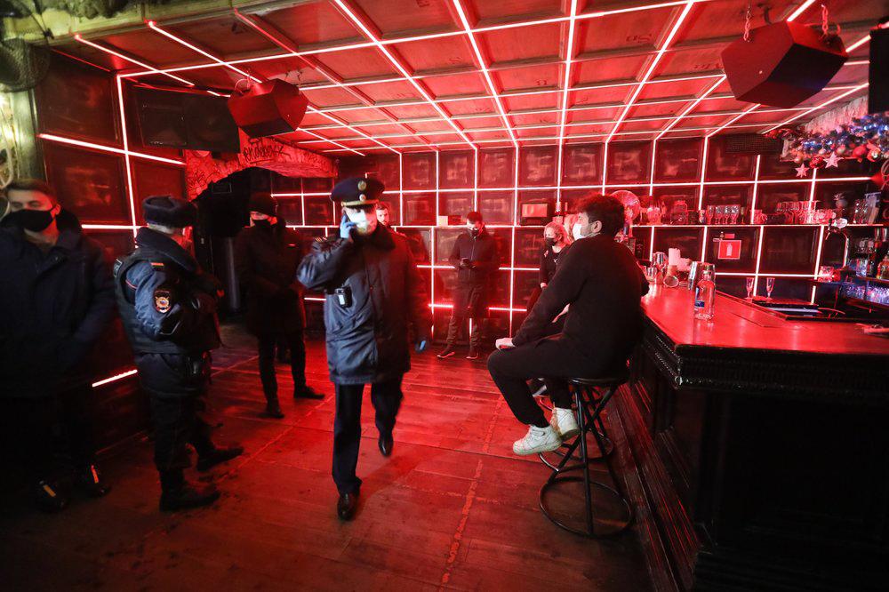 Рейды по ночным клубам в москве клубы ночной на гражданском проспекте