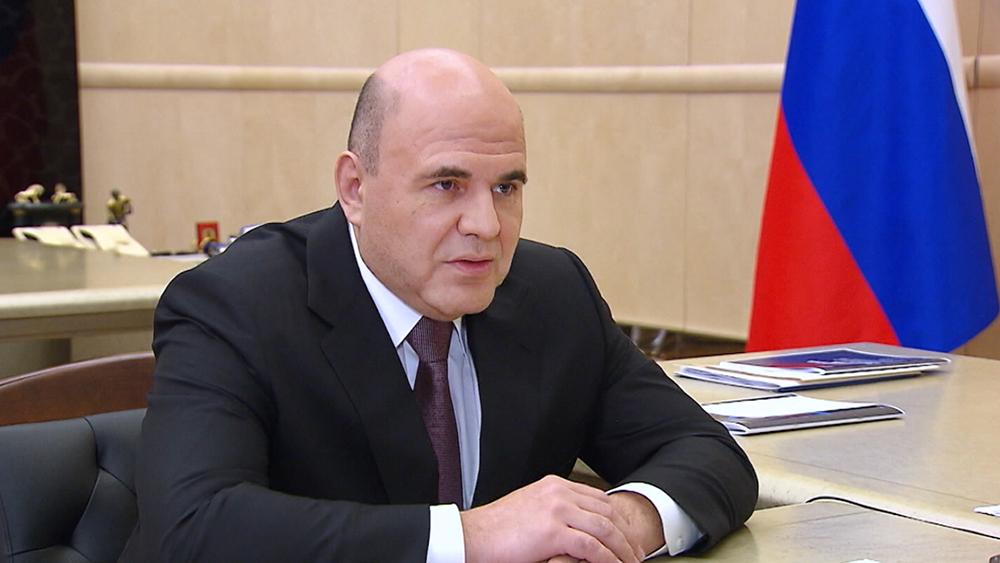 Михаил Мишустин и Сергей Чемезов