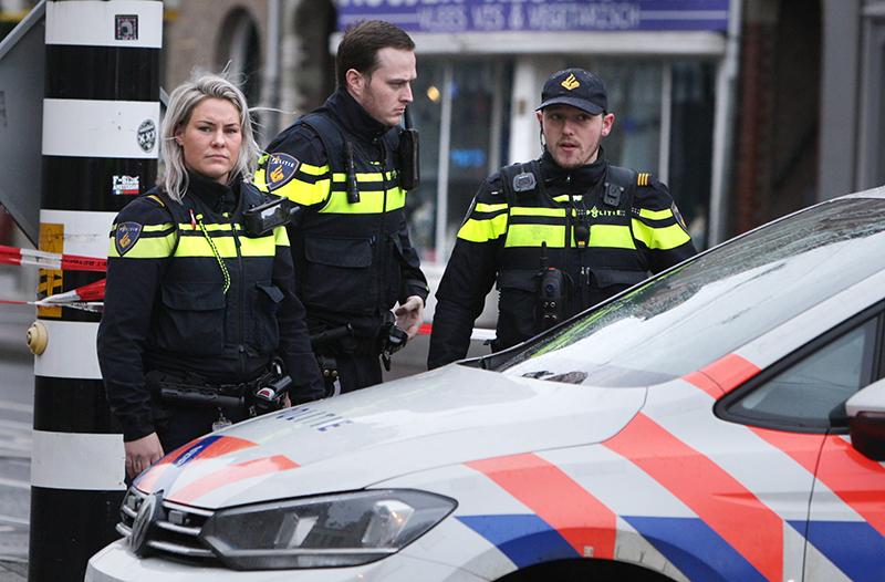 Полиция в Нидерландах