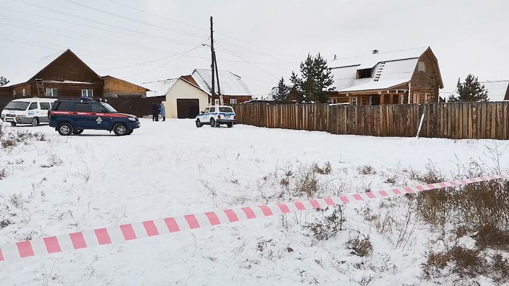 Место нападения на мальчика в Улан-Удэ