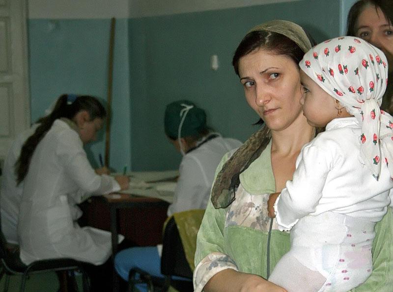 Отравление детей в Дагестане