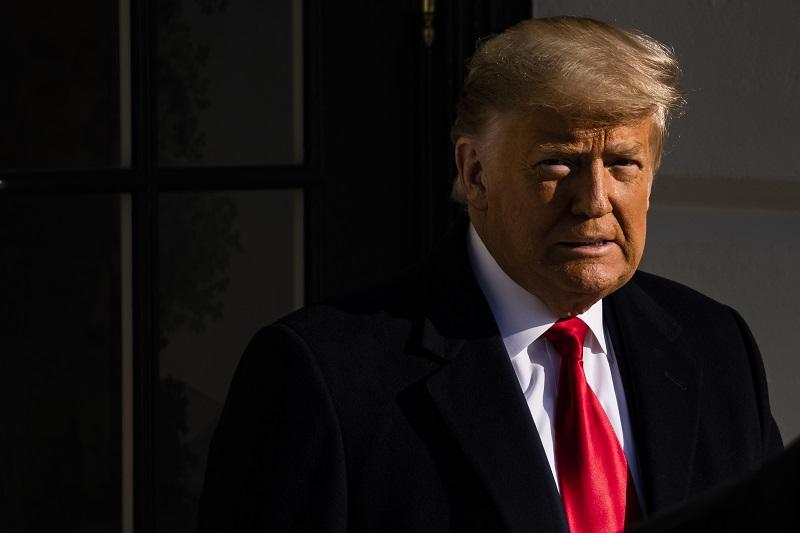 Трамп выступил с обращением к нации после вынесенного ему импичмента