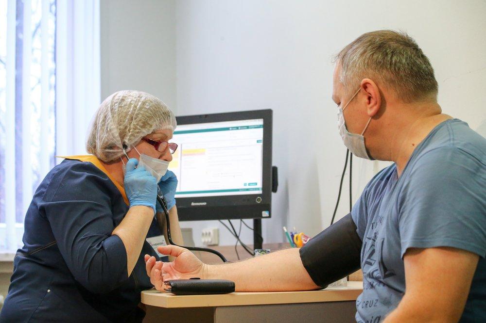 Новые пункты вакцинации против COVID-19 в Москве