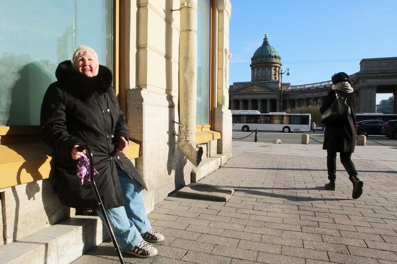 Эпидемия CoVID-19 в Санкт-Петербурге