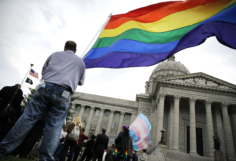 Участник ЛГБТ-движения