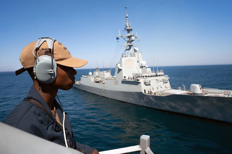 Американский эсминец Porter