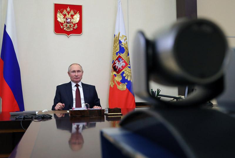 Владимир Путин проводит заседание Совета по науке и образованию