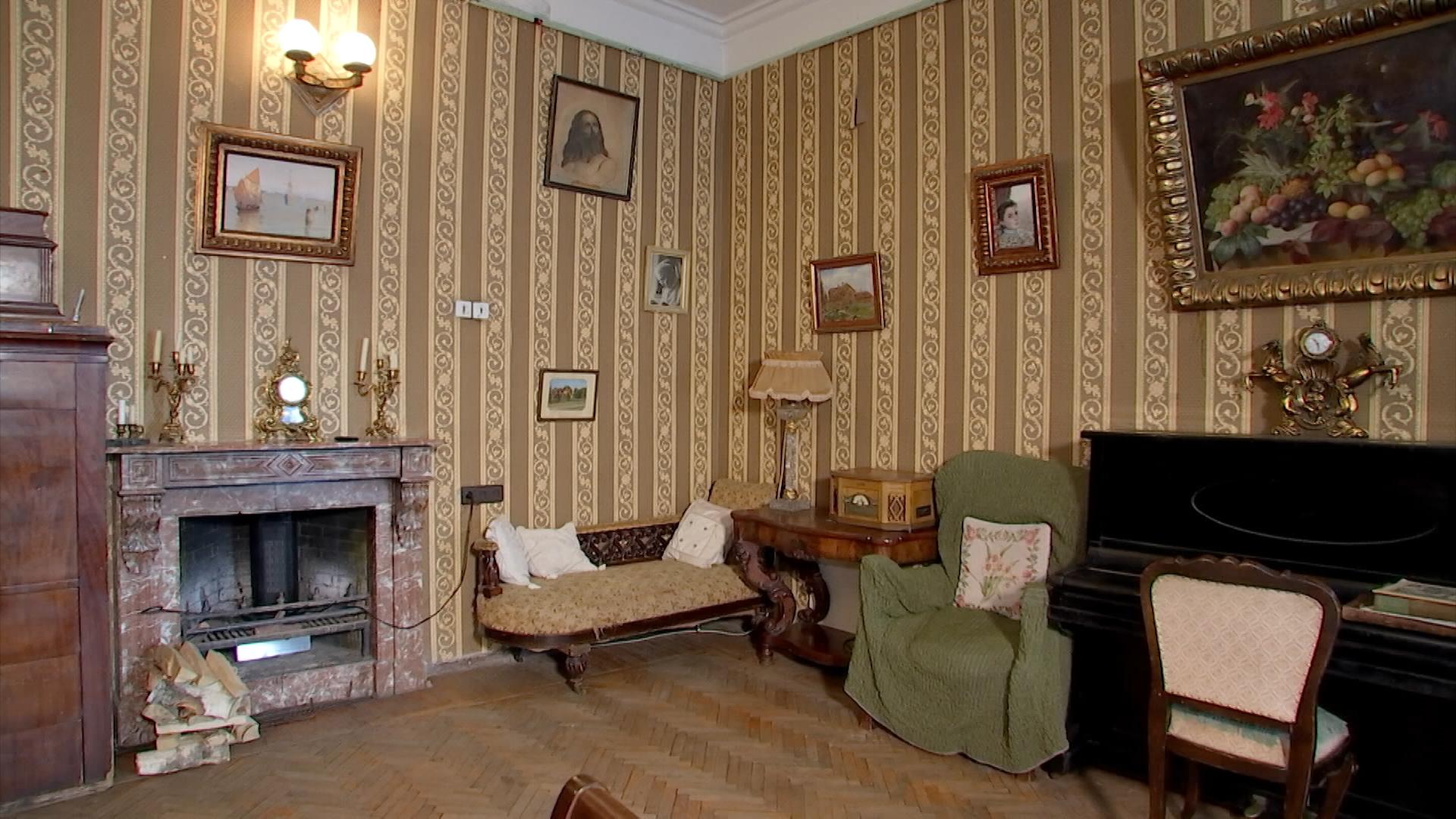 Интерьер помещения особняка