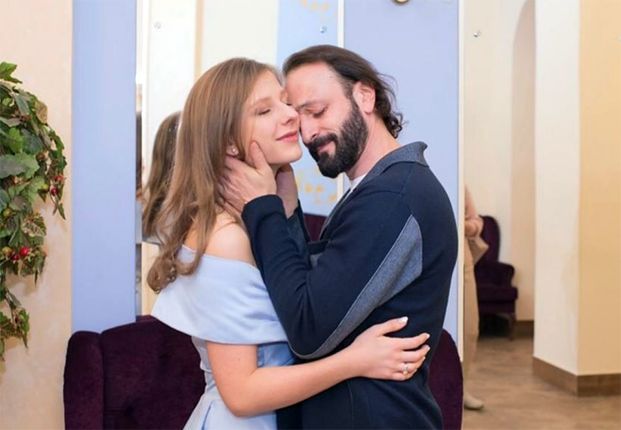 Лиза Арзамасова и Илья Авербух