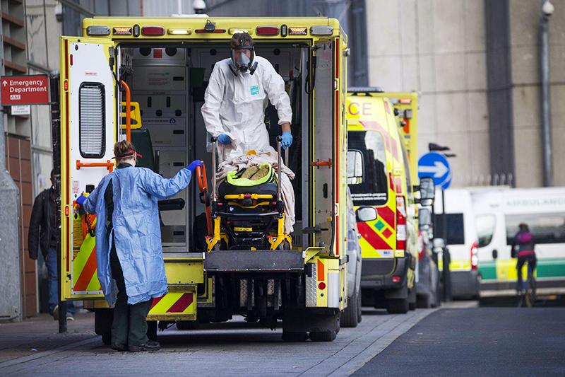 Ситуация с коронавирусом в Великобритании