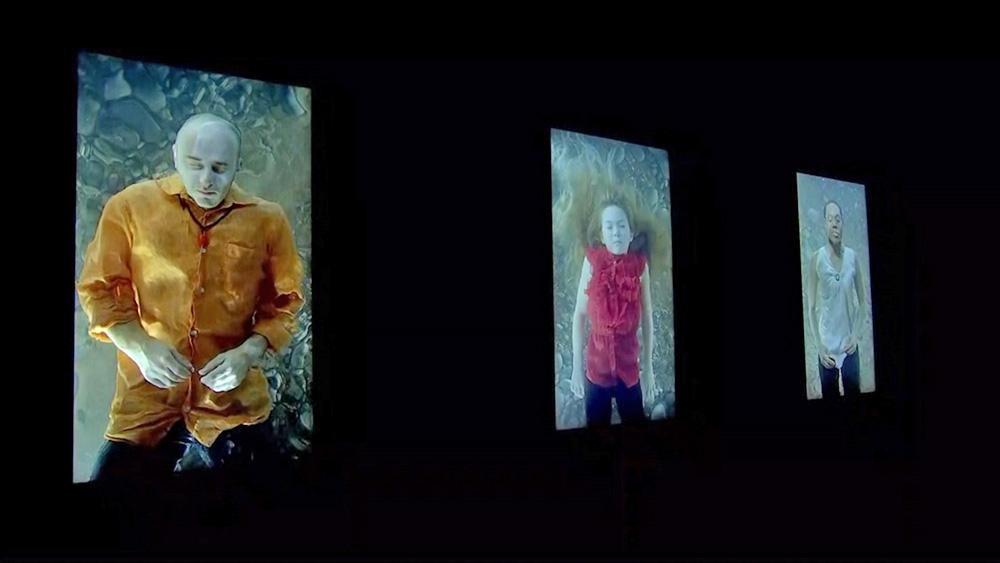 """Выставка """"Билл Виола. Путешествие души"""""""