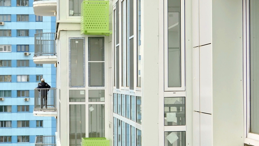 Дом построенный по программе реновации