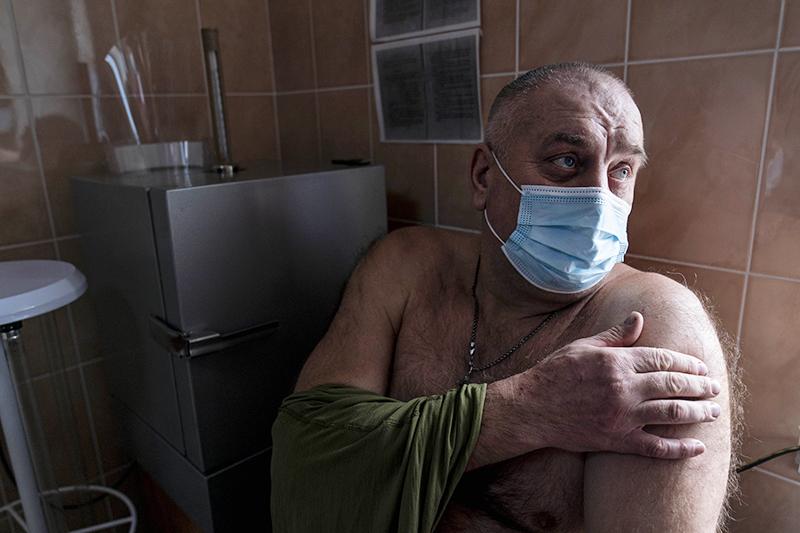 Вакцинация на Украине