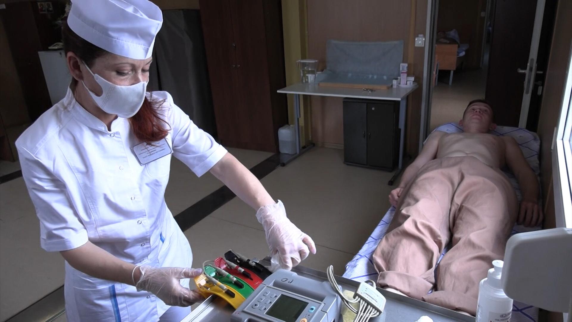 Женщины-медики в Сирии