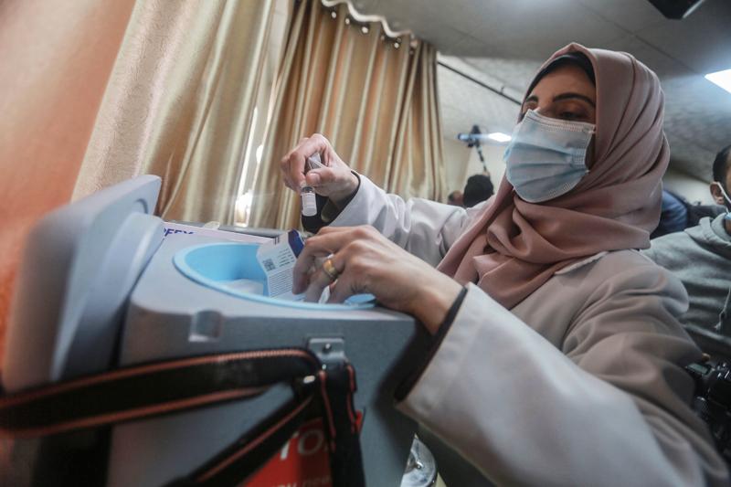 """Вакцина от COVID-19  """"Спутник V"""" зарегистрирована в Ираке"""