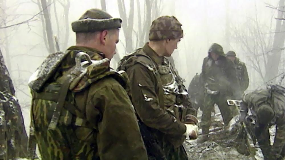 Военные действия на Северном Кавказе