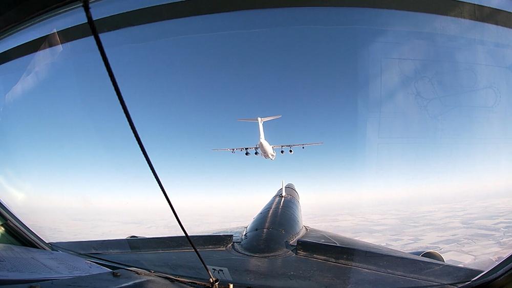 Экипажи дальней авиации ВКС
