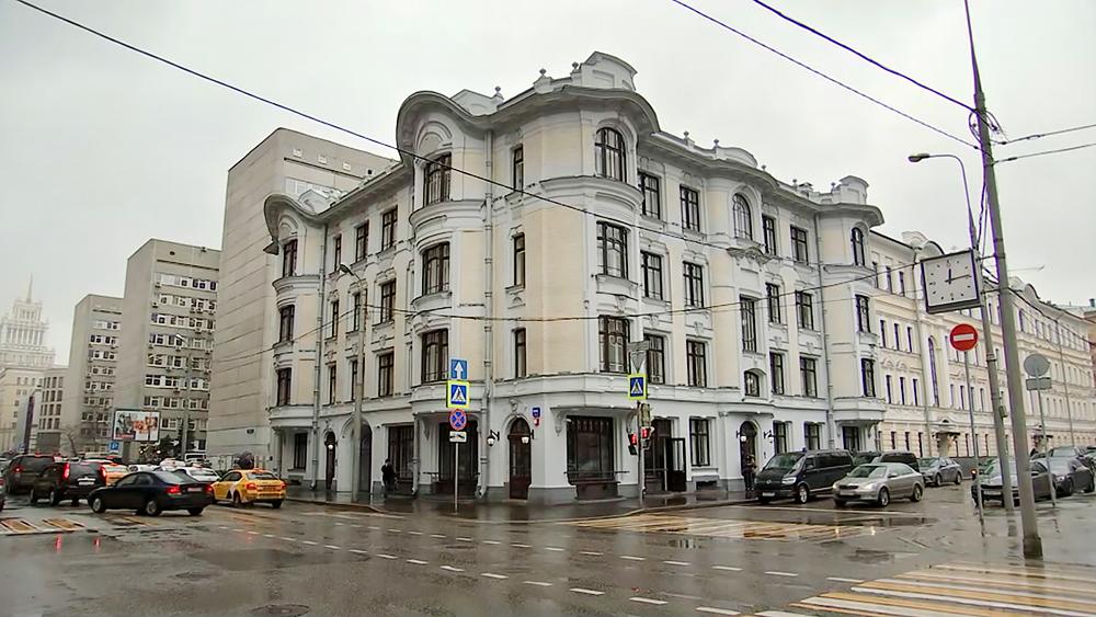 Дом купца В.Быкова