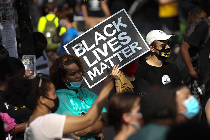 Движение Black Lives Matter