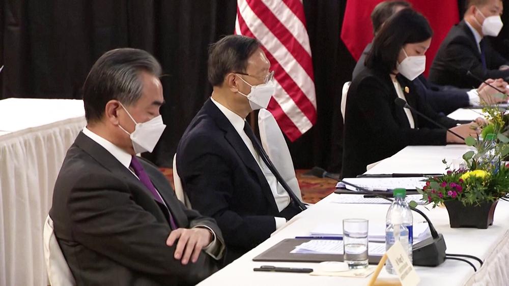 Переговоры США с Китаем