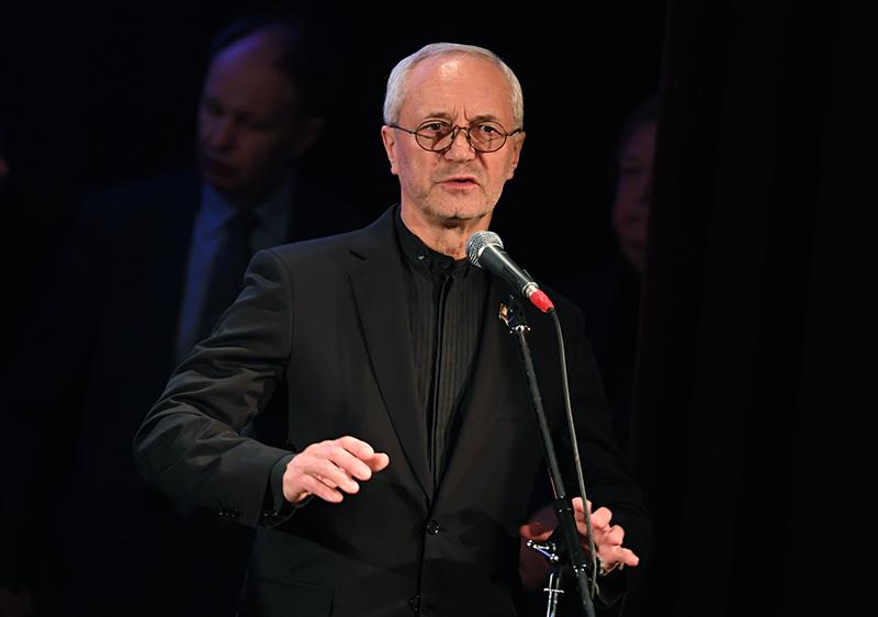 Актер, режиссер Евгений Герасимов