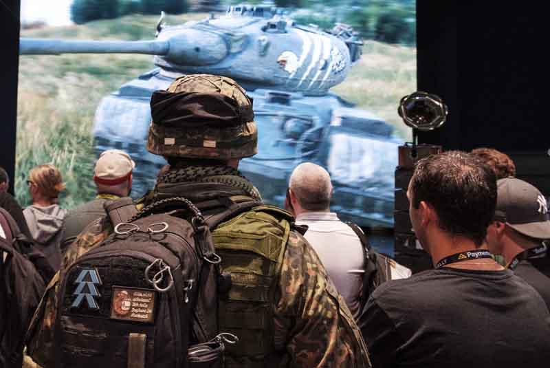 Виртуальные учения военных США