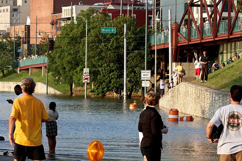 Наводнение в Теннесси